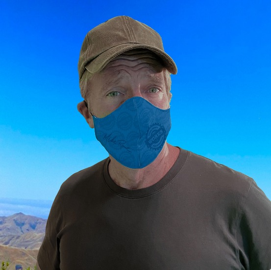 mikeroweWORKS Facemask